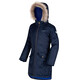 Regatta Hollybank Waterproof Jacket Kids Navy